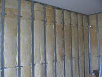 Утепление стен внутри помещения пенопласт, стеродур, пенополистирол, минеральная вата