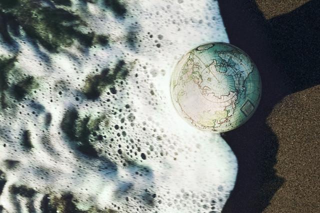 Глобус Мова