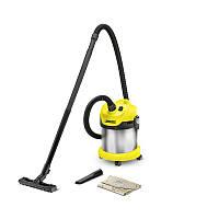 Пылесос для сухой уборки Karcher WD 2 Premium Basis 1.629-780.0 (6707549)