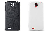 Чехол для Lenovo S820 - Melkco Snap leather cover