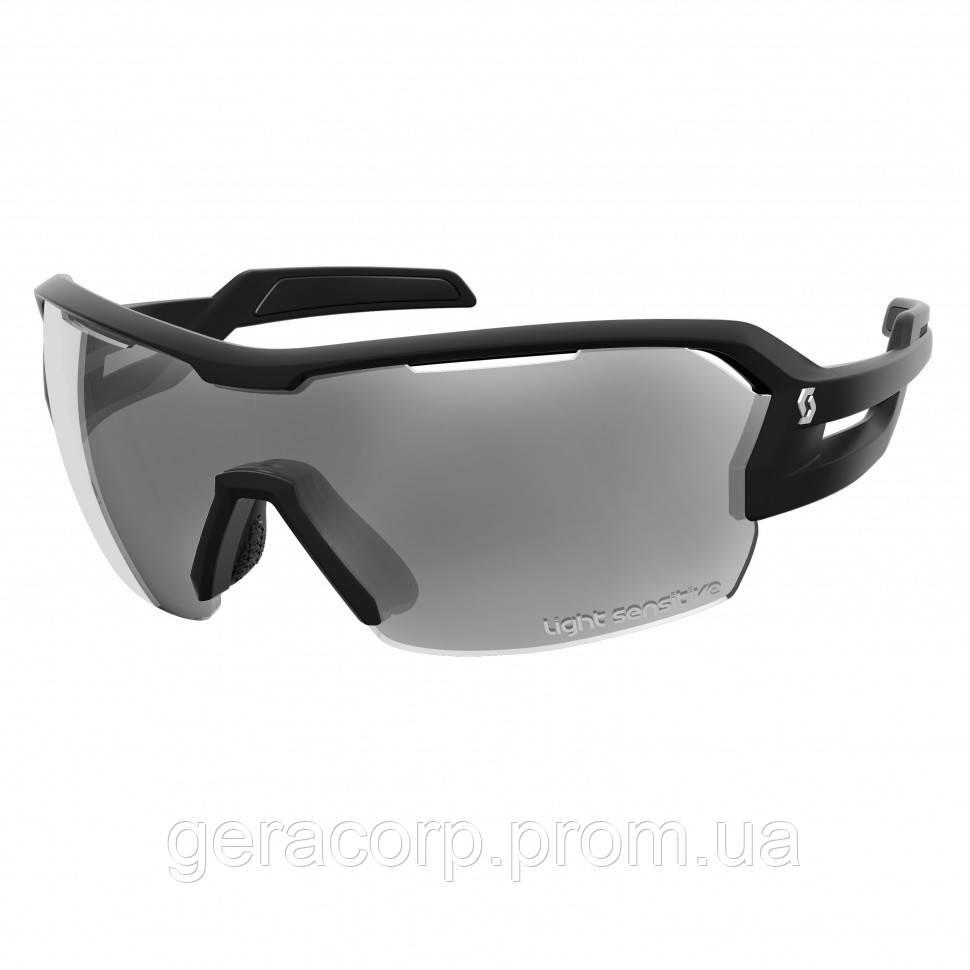 Профессиональные спортивные очки SCOTT SPUR LS чёрные matt