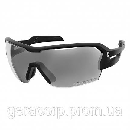 Профессиональные спортивные очки SCOTT SPUR LS чёрные matt, фото 2