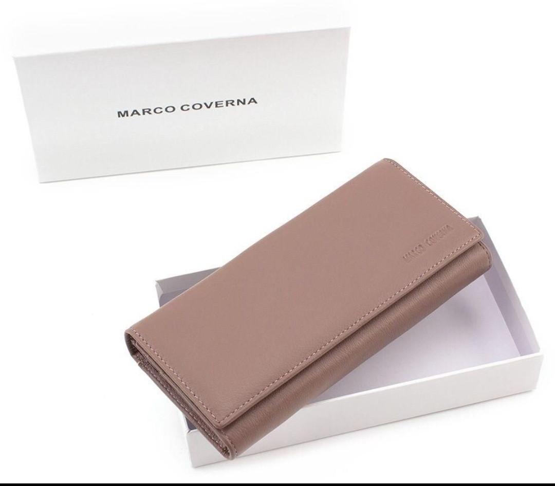 72c8ff1b6f11 Женский Кожаный кошелек с фиксацией на магнитах Marco Coverna. -  Интернет-магазин Aromat-