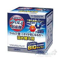 Блокатор Air Doctor сменный картридж геля для дезинфекции воздуха в помещениях (280г)