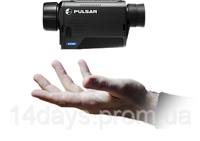 Новинки 2019 года тепловизоры Pulsar Axion