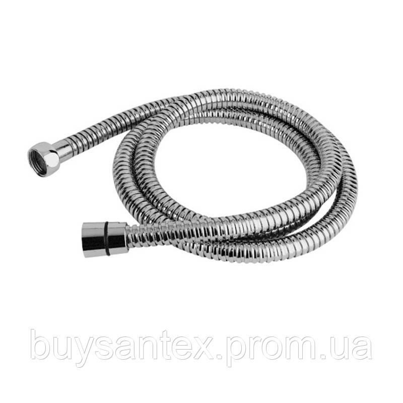 Bianchi FLS460#150AA9CRM (FLS 460150A99 CRM) шланг 1/2 150 см нерж.2 замка