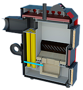 Пиролизный котел Termico ЕКО-35П, фото 7