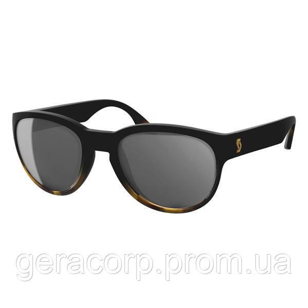 Cпортивные очки SCOTT Sway black/gold grey