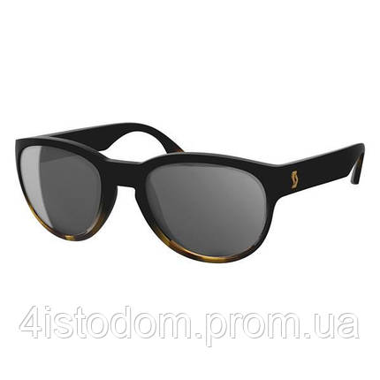 Cпортивные очки SCOTT Sway black/gold grey, фото 2