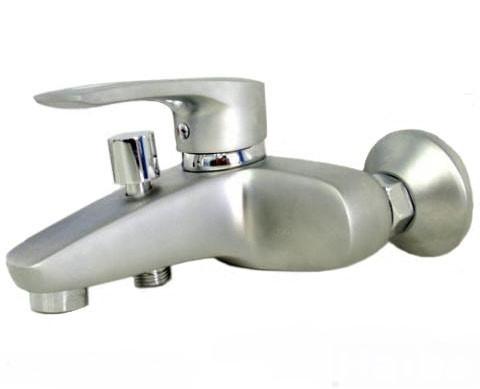 Смеситель для ванны Haiba Hansberg 009 Satin