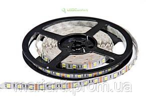 Очень яркая светодиодная лента, белая, в силиконе! 5050 smd, 300 Led - белая! 5 метров! LED лента!, фото 2