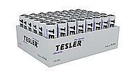 Батарейка R6 AA TESLER Alkaline - 48 шт в коробке