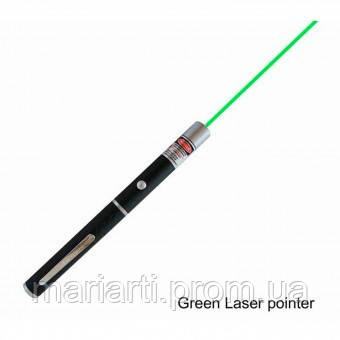 Зеленая Лазерная Указка LASER GREEN, фото 2