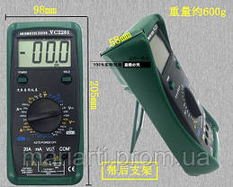 Мультиметр универсальный TS VC-2201A, фото 3