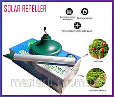 Отпугиватель кротов на солнечной батарее Solar Repeller, Качество