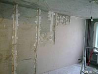 Штукатурка прямых стен