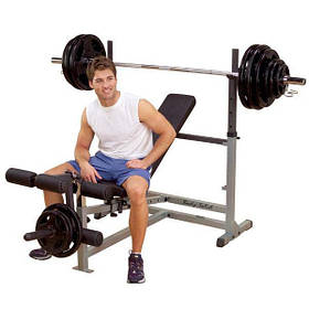 Body-Solid Combo Bench