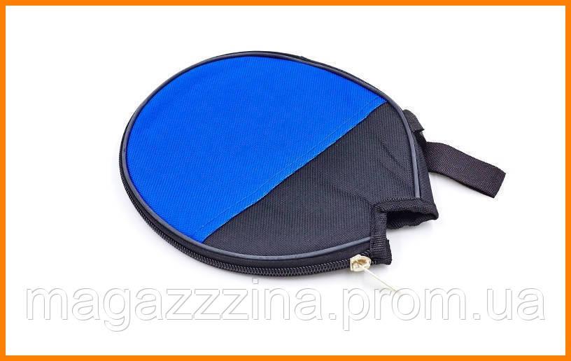 Чехол на ракетку для настольного тенниса 17x18 см