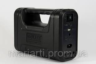 Портативный аккумулятор для туризма GD 8037, фото 2