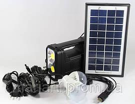 Портативный аккумулятор для туризма GD 8037, фото 3