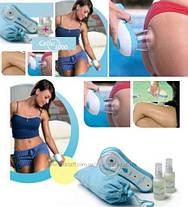 Вакуумный антицеллюлитный массажер для тела Cellu 5000, фото 3