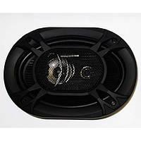 Автомобильная акустика, колонки MEGAVOX MAC-9778L (300W) 2х полосные
