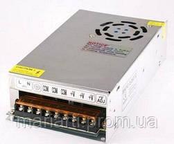 Сетевой адаптер 12V 20A METAL,блок питания, зарядное устройство, фото 3