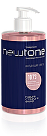 Тонирующая маска для волос NEWTONE 10/73 (светлый блондин коричнево-золотистый)