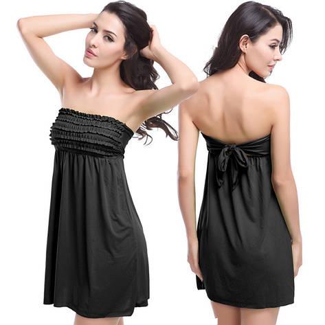 Женское пляжное платье   AL-6379-10, фото 2