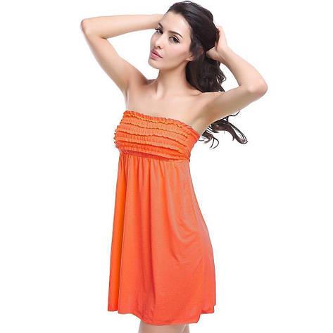Женское пляжное платье   AL-6379-55, фото 2
