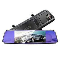 Зеркало-регистратор Anytek T77 1080p Ночное видение / Двойной объектив Автомобильный видеорегистратор 170°