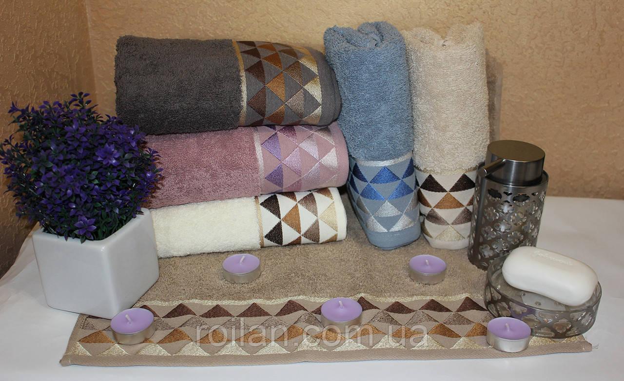 Банные турецкие полотенца PIRAMIT