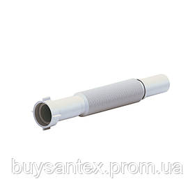 """АНИ Гибкая труба (К203) 11/4""""*32 длина 360 мм-750 мм"""