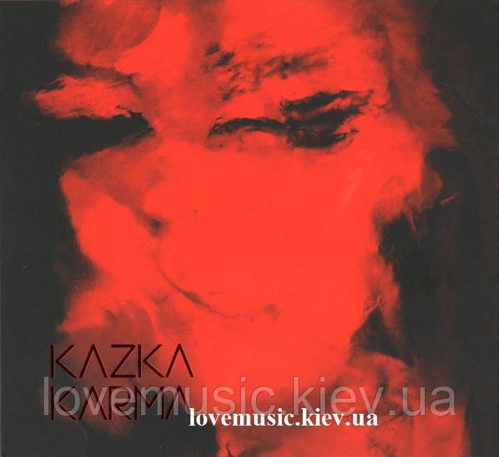 Музичний сд диск KAZKA Karma (2019) (audio cd)