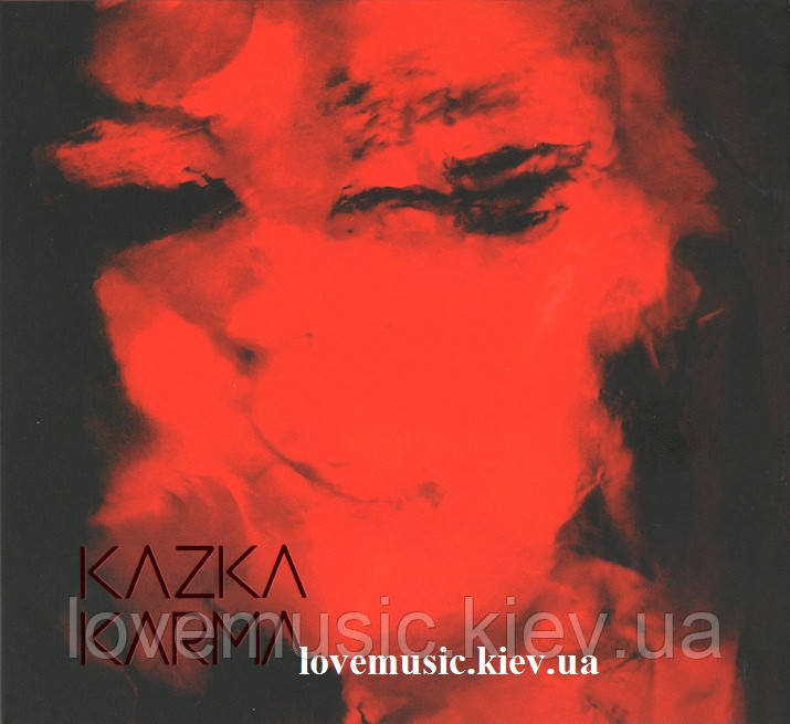 Музичний сд диск KAZKA Karma (2019) (audio cd), фото 1