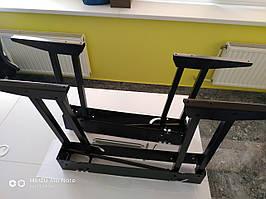 Механизм трансформации стола с пружиной
