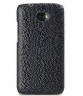 Чехол для HTC Desire 601 - Melkco Snap leather cover, кожаный, разные цвета