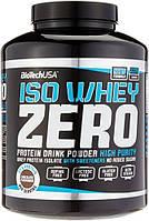 Протеин Bio tech Iso Whey Zero 2270g