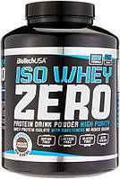 Протеин сывороточный Bio tech Iso Whey Zero 2270 г биотеч изо вей зеро