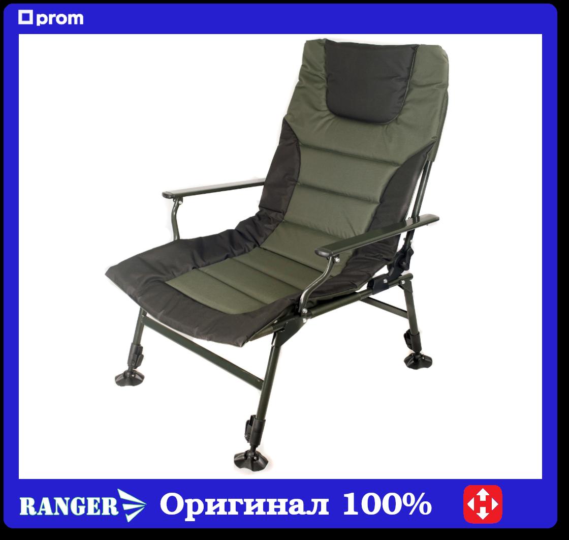 Кресло карповое Ranger Wide Carp SL-105+чехол (RA 2226)