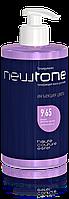 Тонирующая маска для волос NEWTONE 9/65 (блондин фиолетово-красный) / 435 мл
