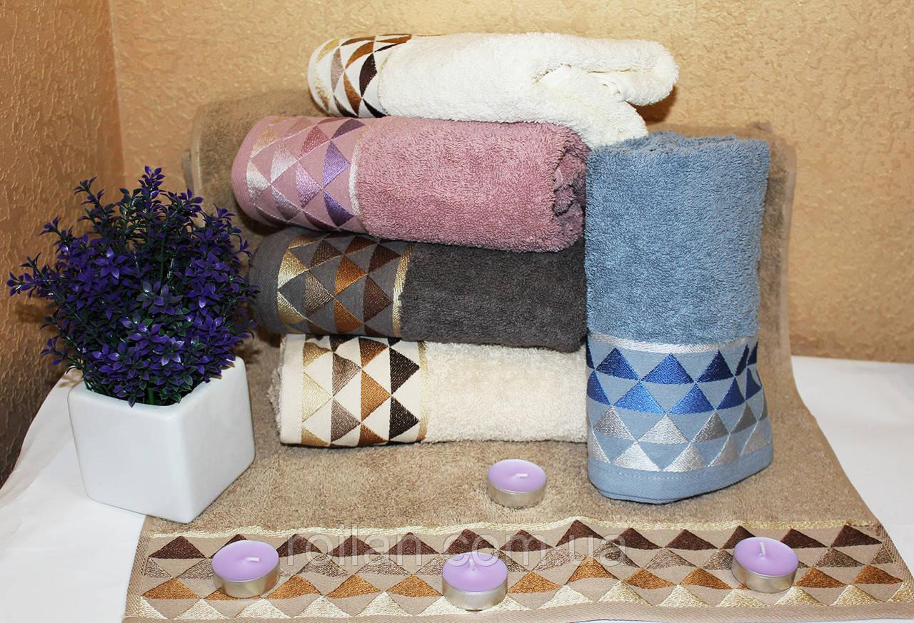 Метровые турецкие полотенца PIRAMIT