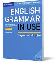 «Grammar In Use» пятое издание, Грамматика английского языка с ответами, R.Murphy, M.Hewings | Cambridge