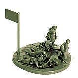 """Сборные солдатики «Советский пулемет """"Максим"""" с расчетом 1941-1943 (зима)», фото 2"""