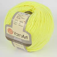 Пряжа Yarnart Jeans 58 Для Ручного Вязания