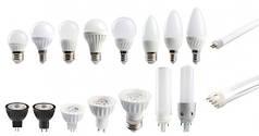 Лампочки та прожектори