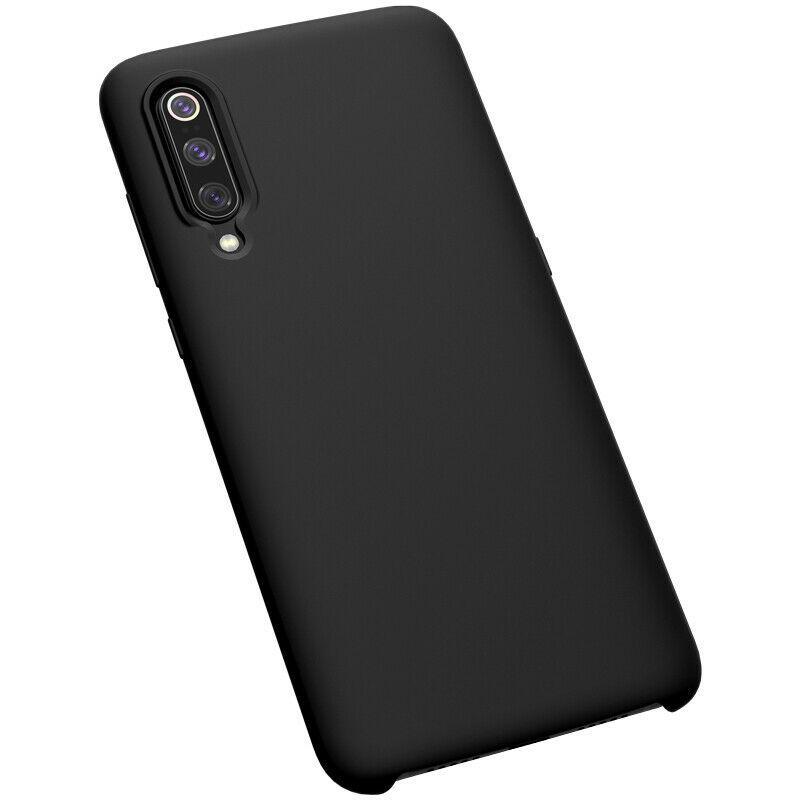 Nillkin Xiaomi Mi 9/ Mi 9 Explorer Flex Pure Case Black Силиконовый Чехол