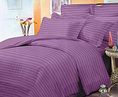 Постельное белье семейное страйп-сатин люкс (11960) TM KRISPOL Украина