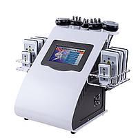 Аппарат BLC-WL 919S6 в 1: Лазерный липолиз, Кавитация, RF, Вакуум (Оригинал)