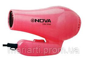 Дорожный мини фен для волос Nova NV 838